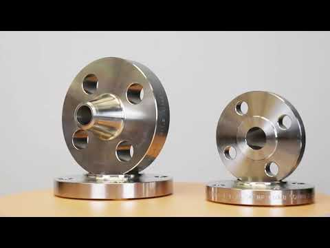 1' DN25 150# Stainless Steel A304 Rf Flange Forged Welding Neck Flange Asme B16.5