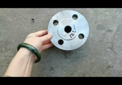 12820 80 12821 80 GOST Stainless Steel Flat Flange