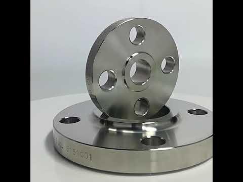 150 A105N SO RF FLANGE Stainless Steel