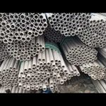 19m 2 Inch 4 Inch 6 Inch Stainless Steel 316l Ss 304 Seamless Pipe