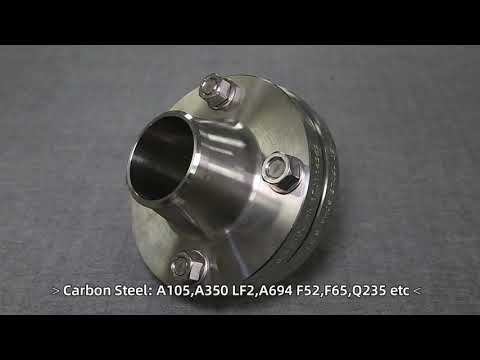 2 Inch 4 Inch 6 Inch 8 Inch 10 Inch 12 Inch Class 150 Stainless Steel Pipe Flange