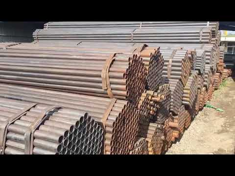 2 Inch Thick Walled Seamless Steel Tube