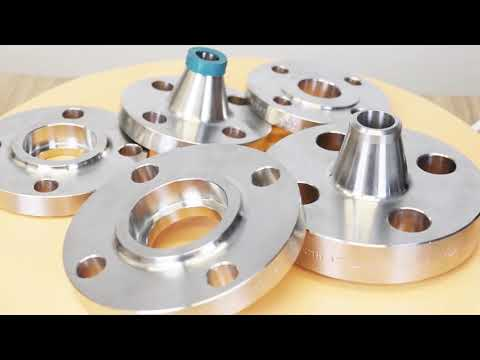 3 Class 300 Blind RF FF RTJ Stainless Steel Pipe Weld Flange A182 F304 F304L
