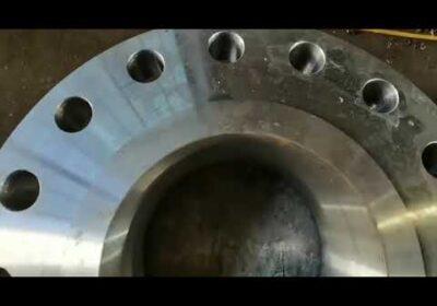 300lb Asme A694 F65 Alloy Steel Sw Flange
