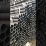 API 5L Standard Hot Rolled Seamless Steel Tube High Quality