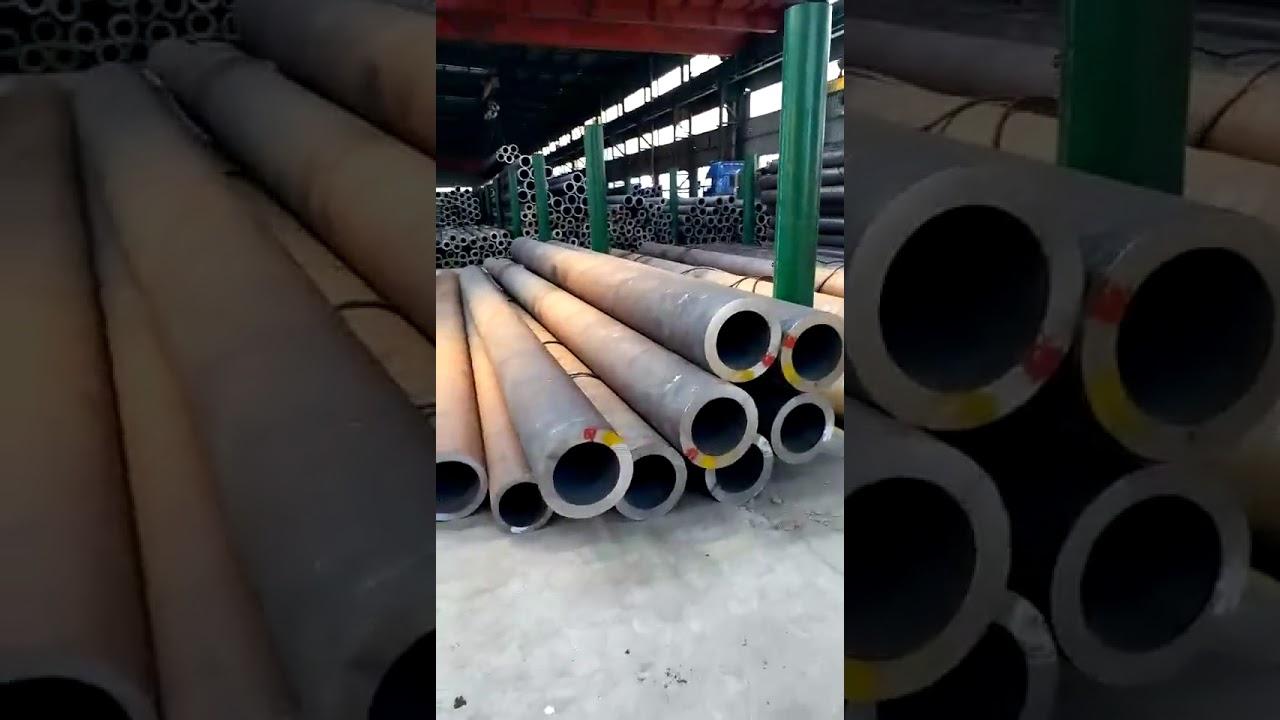 Aisi 4130 Seamless Steel Tube 4130 Steel Price