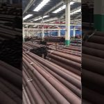 Asme B36 10m Astm A106 Gr B Carbon Seamless Steel Tube
