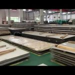 Astm 201 304 316l Hot Rolled Stainless Steel Sheet