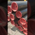 Astm A106b A53b A192 A210 Carbon Seamless Steel Tube