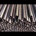 Bright Stainless Steel Pipe 304, 316, 316l, 321 Mirror Polished Satin Polished Tubes