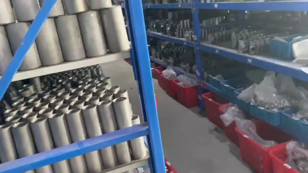 Connecting Stainless Steel Pipe Fittings Elbow Tee