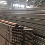 Factory Rectangular Steel Pipe