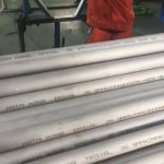 Food Grade En 1.4404 316 Duplex Stainless Steel Pipe Tube Price