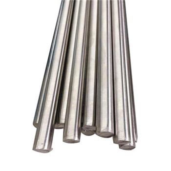 Forged Steel Round Bars Steel Grade 34CrNiMo6 Steel Bar