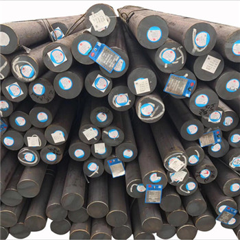 Best Quality Alloy Steel 34CrNiMo6 1.6582 Forged Steel Round Bar Supplier