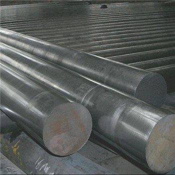 Industrial 304 316L 321 410 420 430 Metal Material Stainless Steel Round Bar Price