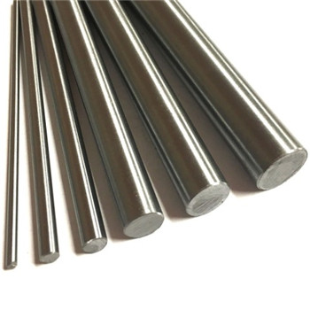 Steel Grade 34CrNiMo6 Forged Steel Round Bars