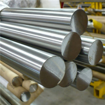ASTM B865 Nickel Alloy Monel K-400 /K-500 Inconel601 Incoloy800/800h/800ht Polishing Round Bar