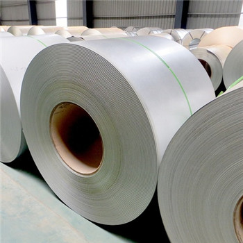 SUS 430/201 Cold Rolled Stainless Steel Coil Ddq for Utenseil