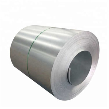 ASTM/Js/GB Cold Rolled Stainless Steel Coil Apply for Machine Tool