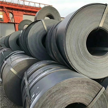 Ss400 Steel Coil Hot Rolled Hr Hot Rolled Steel Sheet