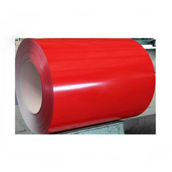 Building Material Color Coated PPGI Galvanized Steel Coil for Roofing Sheet