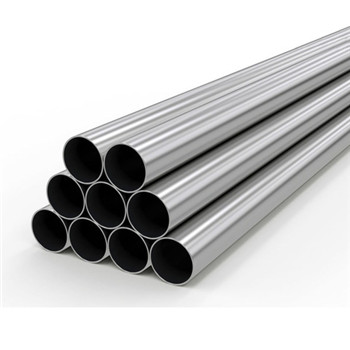 Inox Plumbing Sanitary 201 304 316 316L Stainless Steel Welding Round Tubing Elbow Welded Ss Seamless Hose Building Materials Water Pipes