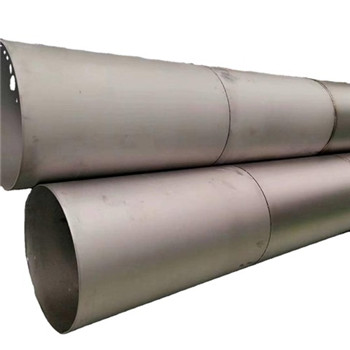 Sch40 Stainless Steel 8 Inch Pipe Supplier