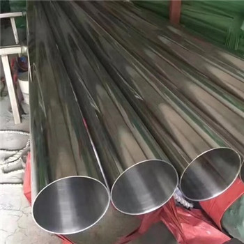St35.8 Round Seamless Carbon Steel/Stainless Steel Pipe/Tube 304 for Boiler and Heat Exchanger/Gas Pipeline