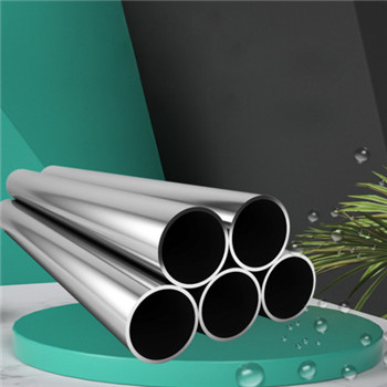 Stock Size 254smo S31254 Stainless Steel Seamless Welded Pipe Price Per Meter