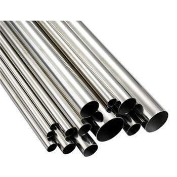 Nickel Alloy Pipe Inconel600 Incoloy800 800h 800ht Inconel625 Inconel690 Monel400