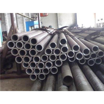 Special Stainless Steel S32760 F55 Round or Square Pipe&Tube