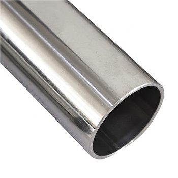 Tp316L Bright Precision Seamless Stainless Steel Tube with 0.25 Um Roughness Value