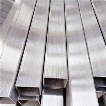 304 304L 316 Ss Stainless Steel Seamless Pipe Factory