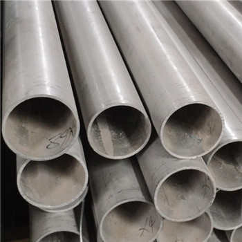 China Manufacturer 304L (1.4306) 316L (1.4404) 347H 904L S32750 S31803 S32205 S32750/S32760 Stainless Steel Seamless or Stainless Welded Pipe