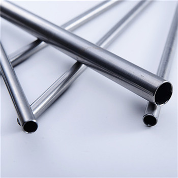 Ss 304 316L Annealed Seamless Stainless Steel Pipes Factory