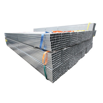 Seamless/ ERW Spiral Welded / Alloy Galvanized/Rhs Hollow Section Ms Gi Square/Rectangular/Round Carbon /Stainless Steel Tube Supplier