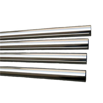 Seamless Duplex Stainless Steel Pipe in Stock (SS304 SS316 S31803 S32750 2205 2507)