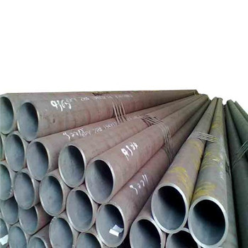 ASTM A790 S32750/2205/31803 Seamless Duplex Stainless Steel Pipe Cdfl1096