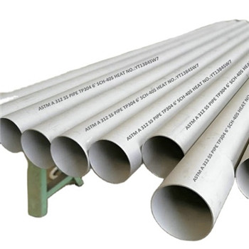 Piling Structure SSAW Pipe for Gas and Oil and Water