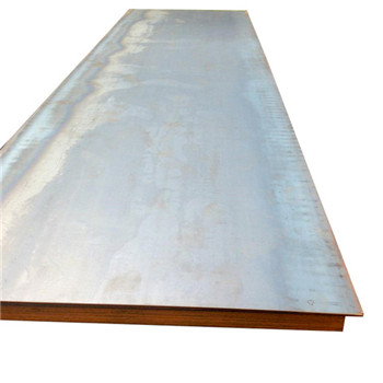 Hot Rolled 4mm 6mm 8mm Thick 304 316L Stainless Steel Sheet
