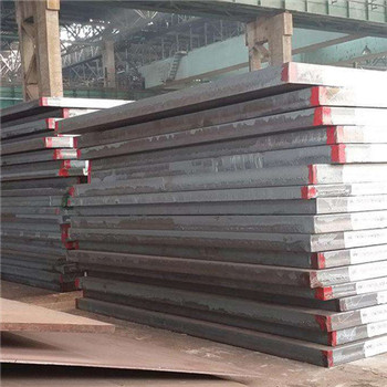 Forging 1.4462 Steel Square Plate