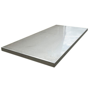 Widely Use High Quality 316 Stainless Steel Plate in Marine and Industrial Atmosphere