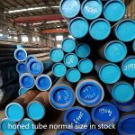 St52 Cold Drawn Precision Seamless Steel Tube