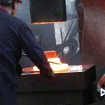 Stainless Steel Weld Neck Flange Sch 160 Flange